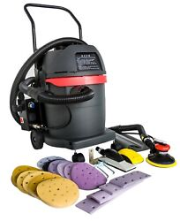 Solary Dg8 Dust-free Dry Grinding Machine Dry Grinder Dust Collecting Polisher