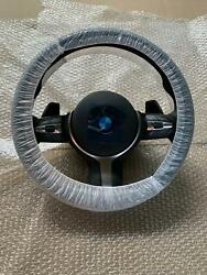 Bmw 5 6 7 F01 F02 F06 F07 F10 F11 F12 F13 Steering Wheel New With Pedals 3 Stage
