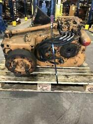 Lc127201 Case New Holland 4wg-180 Zf Transmission - Core