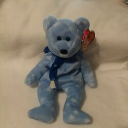 Ty Beanie Babies Holiday Teddy 1999 Retired Rare Vintage And Collectable