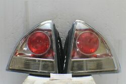 1992-1996 Honda Prelude Pair Of Right And Left Tail Light Aftermarket 08 5m3
