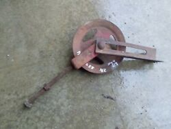 Farmall Ih 7 1/4 Pulley For 5/8 Belt 554219r1 Tractor Mower Lift And Brackets
