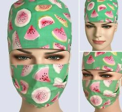 Luxury Designed Scrub Adjustable Medical Clinic Dental Beauty Salon Surgical Cap