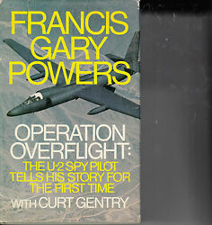 Cold War America Book Gary Francis Powers
