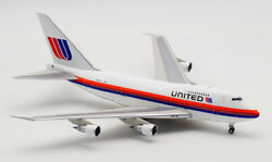 Inflight United Airlines Boeing B747sp N141ua 1/200 Diecast Plane Model Aircraft