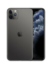 New Apple Iphone 11 Pro Max - 256gb - Space Grey Unlocked A2218 [au Stock]