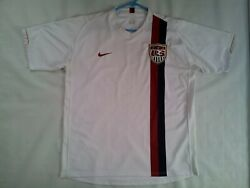 Vintage Nike Sphere Dry Us National Soccer Team Jersey In Size Xl