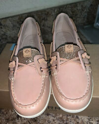 Sperry Coil Ivy Rose Women's Size: 5 M US  NEW WITH BOX