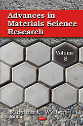 Advances In Materials Science Research Volume 8 By Nova Science Publishers...