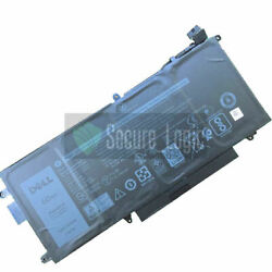 New Genuine Battery For Dell Latitude 12 5285 7.6v 60wh K5xww N18gg 725ky