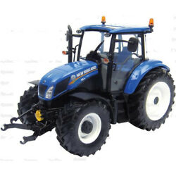 T5.115 1/32 Scale Model Die Cast Fits Ford/fits New Holland Toy Tractor