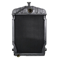 Radiator 26.5 Tall For Farmall International Tractor 504 377090r92 Gas And Diesel