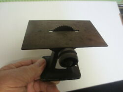 Live Steam Engine Metal Miniature Toy Belt Driven Table Saw Unknown Mfg C1920s