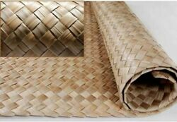 3ftx 6ft Lauhala Cabana Matting Wall And Ceiling Covering Tiki Thatch Bar Hut