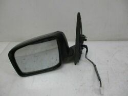 Exterior Mirror Sideview Left K55 Brownish Grey Rhd Right - Hand Drive 5 Pins