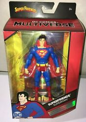 DC Multiverse Super Friends Superman 6 inch action figure NEW