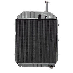 E3nn8005ce15m 4-row Radiator Assembly Fits Ford/fits New Holland Tw30 Tw35 8830