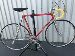 Extra Sharp Pogliaghi Bicycle - 56cm - Serial 11427