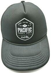 PACIFIC PADDLE GAMES  DANA POINT CA adjustable cap hat Stand up boarding