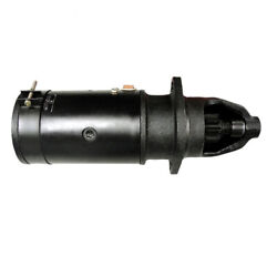 1109603 6v Starter With Drive Fits International Tractor Fits Cub Fits Cub Lo-bo