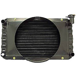 847465 Radiator Fits Ford Fits New Holland Nh Skid Steer Loader Ls125