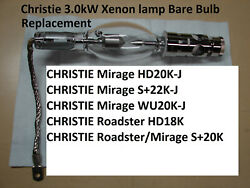 Replacement Bulb For Christie Roadster S+20k Etc Warranty 600hrs Pxl-30sd