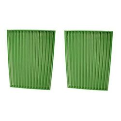 Ar53791 Two Side Grill Screen Set Of 2 Fits John Deere Fits Jd Tractor 5010 6030