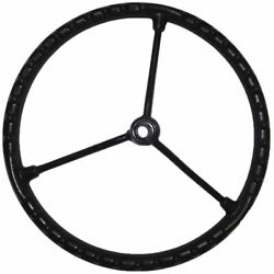Restoration Quality Keyed Steering Wheel 8n3600 Fits Ford Fits New Holland Tract
