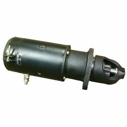 4762 Starter Delco Style Fits Massey Ferguson To30 To20 To35 Continental Z129