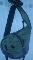 ORVIS USA Green Crossbody Over Shoulder Bag Outdoors Sportsmen $55.55