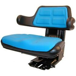 Universal Tractor Seat Fits Ford Fits New Holland Blue