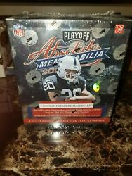 2008 Playoff Absolute Memorabilia Football Sealed Hobby Box Patches And Autos