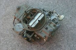 Original 19681/2 428 Cj Carb C80f- 9510-ab Dated 834 Mustang/shelby C6 Auto