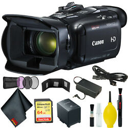 Canon VIXIA HF G21 Full HD Camcorder Bundle with 64GB Memory Card + Wallet