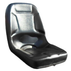Black Seat Fits Ford Fits New Holland 1320 1520 1720 1920 2120 Compact Tractors