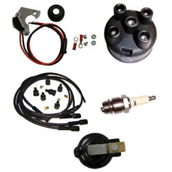 Electronic Ignition And Tune Up Kit Fits Ih Farmall Fits Cub, Loboy 154 184 1
