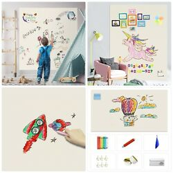 Multi-function Painting Graffiti Chalkboard Toys Magnetic Drawing Writing Home D
