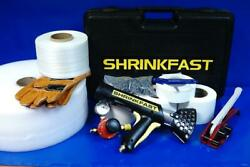 Shrink Wrap Boat Kit - Heat Gun, Tools And Accessories