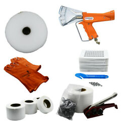 Shrink Wrap Boat Kit - Heat Gun, Tools And Accessories - Includes Ripack 2200