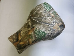 Yamaha Grizzly Camo Seat Cover 350 400 450 660 2000 Up
