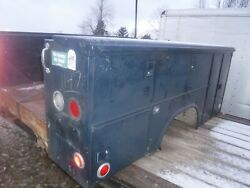 1 Ton Truck Utility Tool Box Bed For 2500 3500