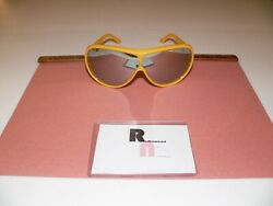 Yellow Opti Ray Sunglasses Vintage $30.00
