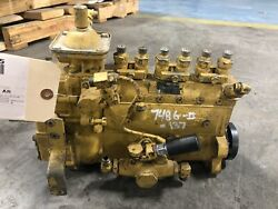 Re65102 Denso A Fuel Pump - Used