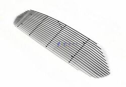 Billet Grille Insert 2013-2016 Ford Fusion Main Upper Aluminum Grilles Grill