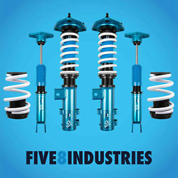 Five8 Industries Full Coilovers Height Adjustable For Sonata 11-14 Optima 11-15
