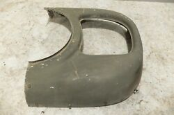 Cessna 310 A U-3a Front Left Engine Cover Nose Cowl Cowling Fairing 0851000-118
