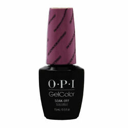 Opi Gelcolor Alice Through The Looking Glass New 0.5 Oz - Select Any Color