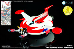 High Dream Grendizer Die Cast Ejectable With Spacer 20th Anniversary Anime