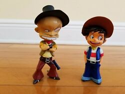 High Dream Grendizer Danbei And Goro 2-pack Limited Edition 500 Pieces