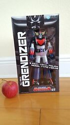 High Dream 9 Inch Grendizer Action Figure - Special Promotion